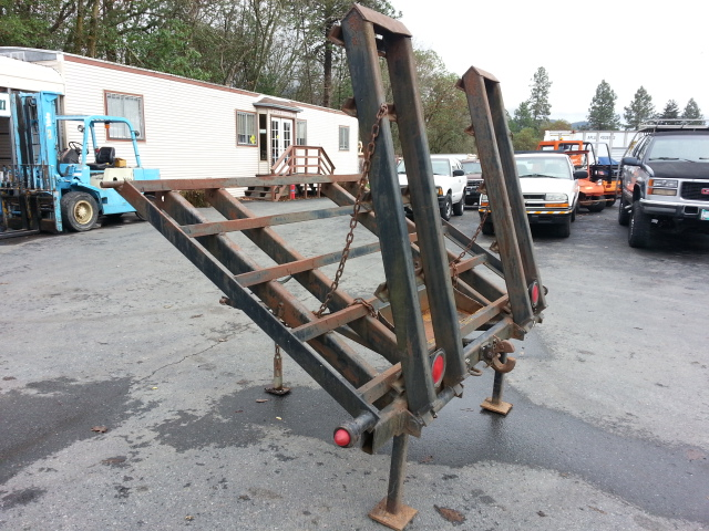 Affordable Equipment Sales Quick Change Loading Ramp For